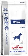 Лечебный корм для собак при почечной недостаточности Renal