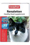 Витамины для кошек с почечными проблемами Renaletten
