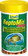 """""""ReptoMin Energy"""" Энергетический корм в гранулах для водных черепах"""