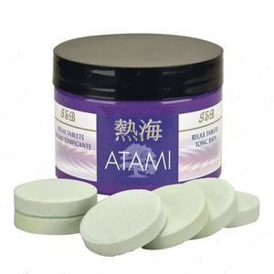 Минерал для ванны Relax Tablets Atami line