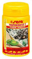 """Рептиминерал С """"Reptimineral C"""" Дополнительные минералы и витамины для плотоядных рептилий"""
