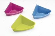 РОДИ ТУАЛЕТ (Rody Toilet) угловой для кроликов и фреток, пластик - 36Х28Х15 см.