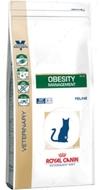 Лечебный корм для кошек при ожирении OBESITY MANAGEMENT FELINE