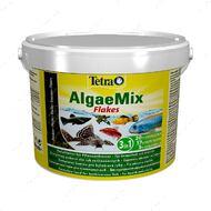 Корм для рыб в виде хлопьев Algae Mix