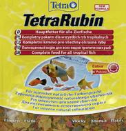 Rubin (ТетраРубин) - корм в виде хлопьев для яркости окраса