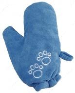 Рукавица-полотенце для животных