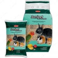Гигиенический наполнитель для грызунов и птиц Sanipet Profumato