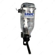 Бутылка с креплением в клетку Savic Glass Bottle
