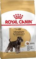 Сухой корм для миниатюрных шнауцеров и цвергшнауцеров старше 10 месяцев Breed Schnauzer