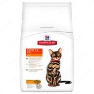 Сухой корм для котов склонных к избыточному весу Hill's Science Plan Feline Adult Light Курица
