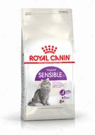 Сухой корм для кошек с чувствительным пищеварением Sensible