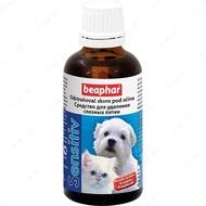 Лосьон для удаления слезных пятен у кошек и собак Sensitiv