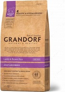 Сухой корм для собак крупный пород с ягненком и рисом Grandorf Sensitive Care Holistic Lamb & Brown Rice Adult Large Breed