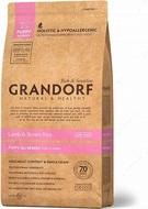 Сухой корм для щенков с ягненком и рисом Grandorf Sensitive Care Holistic Lamb & Brown Rice Puppy
