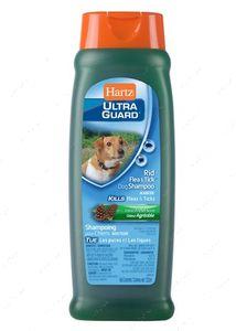Шампунь для собак от блох и клещей со свежим, хвойным ароматом Ultra Guard Rid Flea&Tick Shampoo for Dogs, Clean Fresh Scent