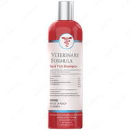 Шампунь от блох и клещей для собак и кошек Veterinary Formula Advanced Flea&Tick Shampoo