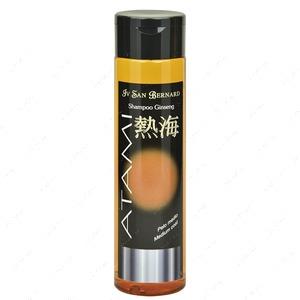 Шампунь для средней шерсти Ginseng Atami line