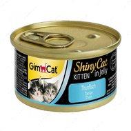 "Консервы для котят с тунцом ""Shiny Cat Kitten"""