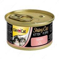 """Консервы для котят, с цыпленком """"ShinyCat Kitten"""""""