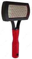 Щетка-пуходерка для удаления подшерстка с шариками на кончиках Soft Brush