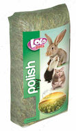 Сено Ароматное для грызунов Lolo Pets polish hay