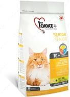 Сухой корм для пожилых или малоактивных котов СЕНЬОР Senior Mature Less Aktiv