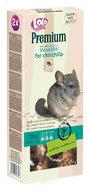Лакомство для шиншилл Lolo pets Smakers Premium for Chinchilla