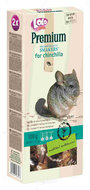 Лакомство для шиншилл Lolo pets Smakers Premium for Chinchilla