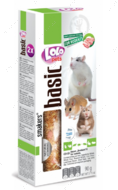 Лакомства для грызунов с беконом LoLo Pets Smakers for RODENTS