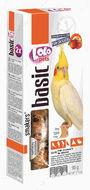 Лакомства для средних попугаев с фруктами LoLo Pets Cockatiel Smakers Fruit