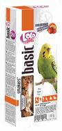 Лакомства для волнистых попугаев с фруктам LoLo Pets Smakers BUDGIE