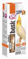 Лакомства для средних попугаев с орехами LoLo Pets Cockatiel Smakers Nut