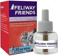 Сменный блок - модулятор поведения для нескольких кошек FELIWAY FRIENDS