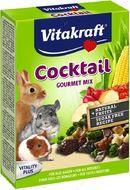 Смесь для шиншилл плоды шиповника, рябина, овощи Vitakraft Cocktail