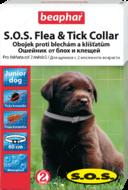 Ошейник против блох и клещей для щенков SOS Flea and Tick Collar
