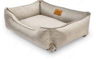Лежак для кошек и собак Harley&Cho Dreamer Velur Vanilla Ice