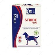 Высокоэффективный препарат для собак для суставов и связок Страйд плюс Stride Plus Страйд плюс Stride Plus