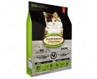 Сухой корм для котят со свежего мяса курицы Bio Biscuit Oven Baked Tradition