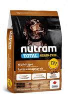 Сухой корм для собак мелких пород с мясом индейки T27 Total GF MINI Turkey, Chiken&Duck