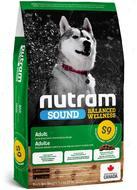 Сухой корм для собак с мясом ягненка Sound Balanced Wellness Lamb & Rise S9