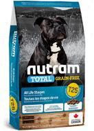 Сухой корм для собак с мясом лосося T25 Total GF Salmon & Trout Dog