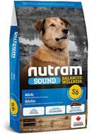 Сухой корм для собак S6 Sound Balanced Wellness Adult Dog