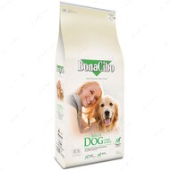 Сухой корм для взрослых собак всех пород с ягненком и рисом BonaCibo Adult Dog Lamb&Rice