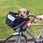 Сумка-переноска велосипедная
