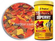 Supervit - основной корм в виде хлопьев