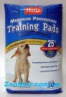 Супервпитывающие антибактериальные пеленки с привлекающим запахом для щенков и собак. Training Academy Training Pads,  Размер 56х56 см. 80шт.