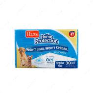 Супервпитывающие пеленки для собак и щенков с привлекающим запахом Hartz Training Academy Training Pads