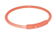 """Светящийся ошейник для собак, """"Safer Life Light Band"""" оранжевый"""