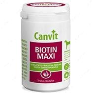 Таблетки для идеальной шерсти у всех собак весом более 25 кг: длинношерстных, с белой шерстью, в период линьки Biotin Maxi for dogs