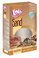 TERRA NATURA песок для террариумов